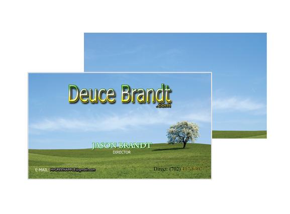 Deuce Brandt BCards