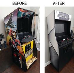 Arcade Restoration
