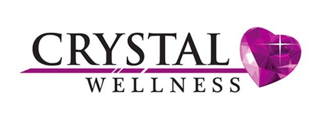 Crystal wellness logo