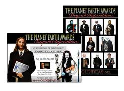 Artist Event Flyer