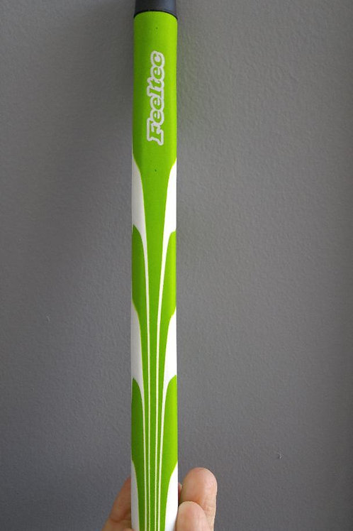 Green Funky Marble style Putter Grip