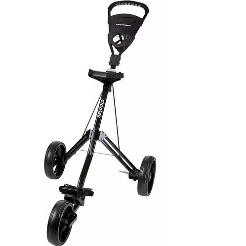 Push Cart with 3 Wheels