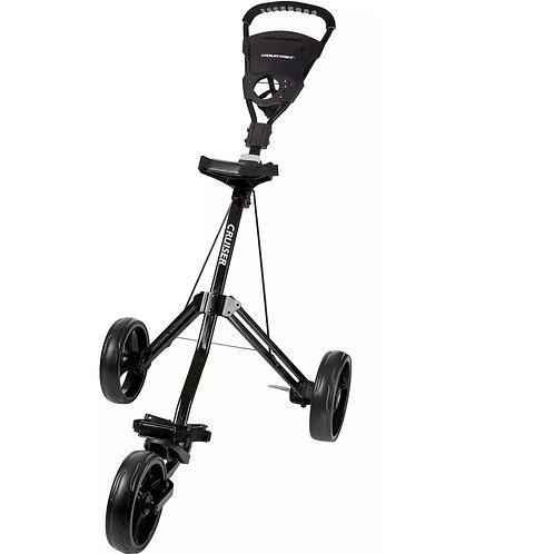 3 wheel push golf cart