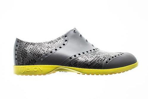 GreyOxfordBiionGolfShoe 10 Available at www.gripongolf.com