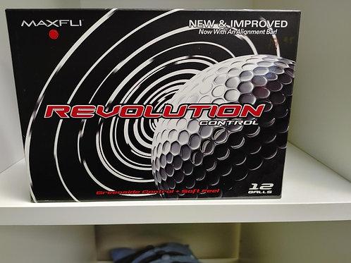 MAXFLI Revolution Golf Balls