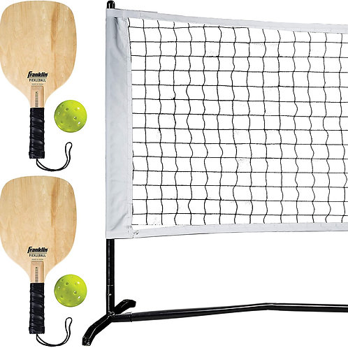 Pickleball Half Court with Paddle & balls available at Grip On Golf & PICKLEBALL ZONE in Windsor