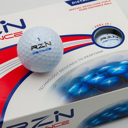 RZN Distance 3 Piece Golf Ball