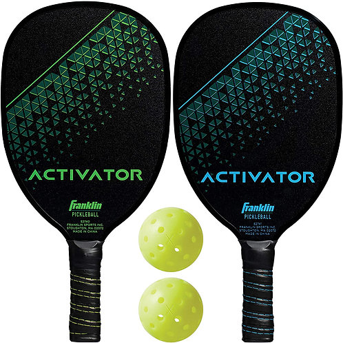 Activator Wood Paddle