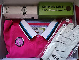Lampkin Golf Grips in a Gift Box by Grip On Golf Windsor