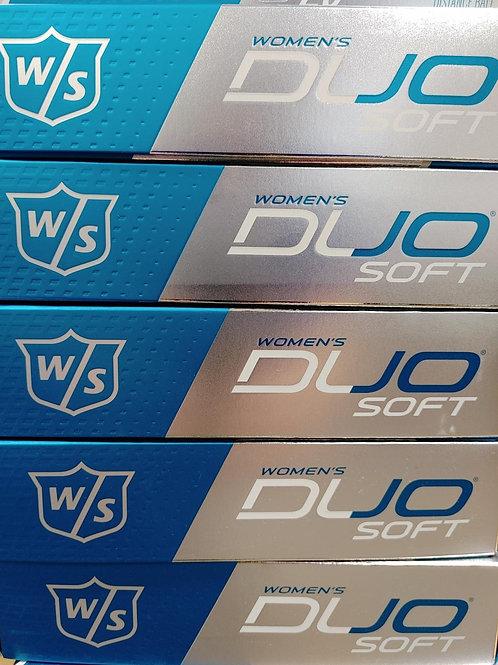 Wilson Stall Duo Golf Ball for Women
