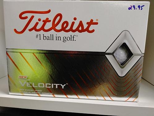 ASSORTED Titliest Golf Balls
