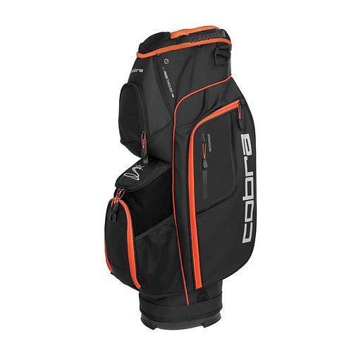 COBRA XL Cart Bag 14 Way Orange