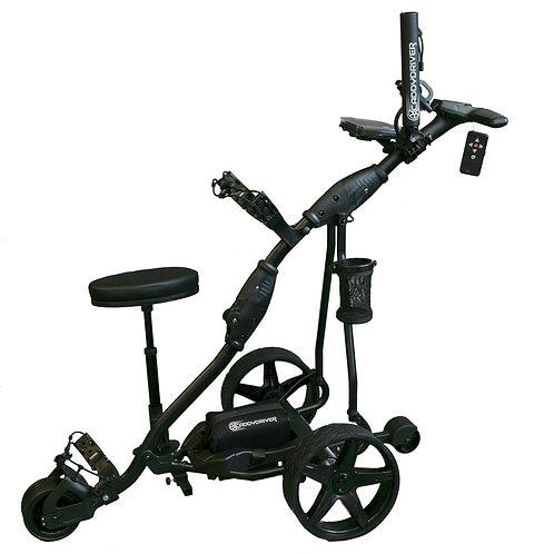 ALL BLACK Electric Golf Cart