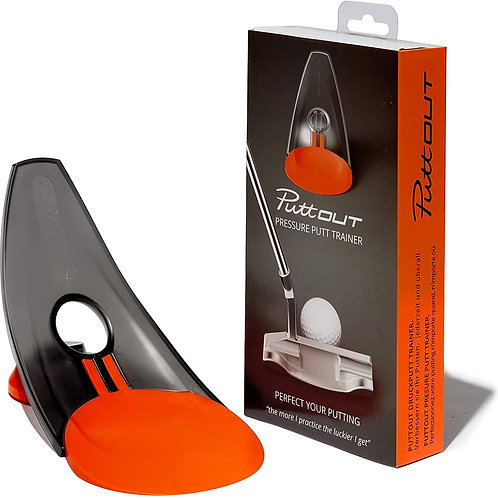 PUTTOUT Pressure Trainer for Putting (orange)