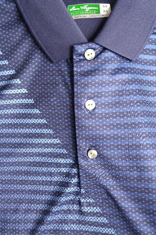 Blue Designed Ben Hogan Golf Polo