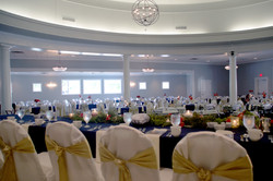 Bridal Table View 2