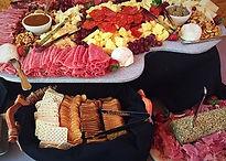 West Michigan Caterer   Hors d'oeuvre Menu