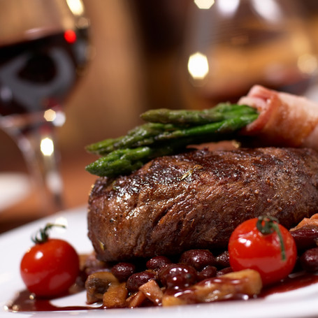 Filet Food is Love Personal Chef Services