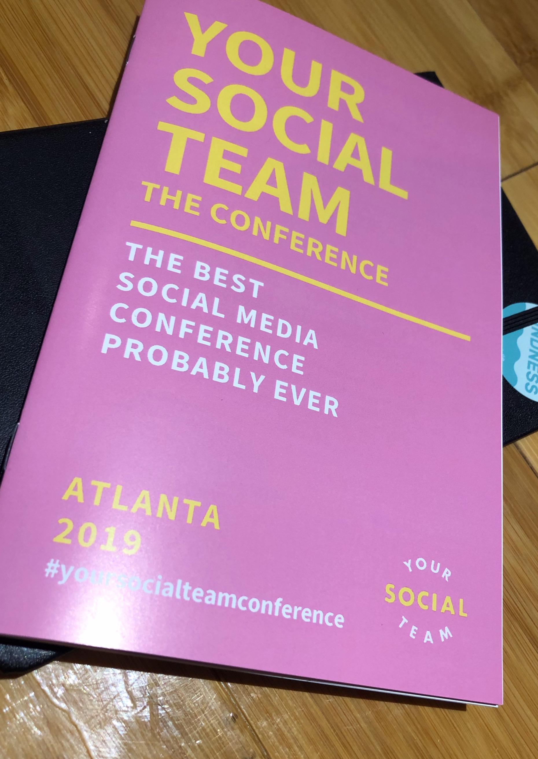 Your Social Team Conference 2019