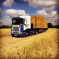new lorry straw