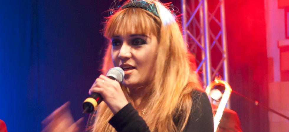 Maloy Lozanes, Frontsängerin Die Studiker
