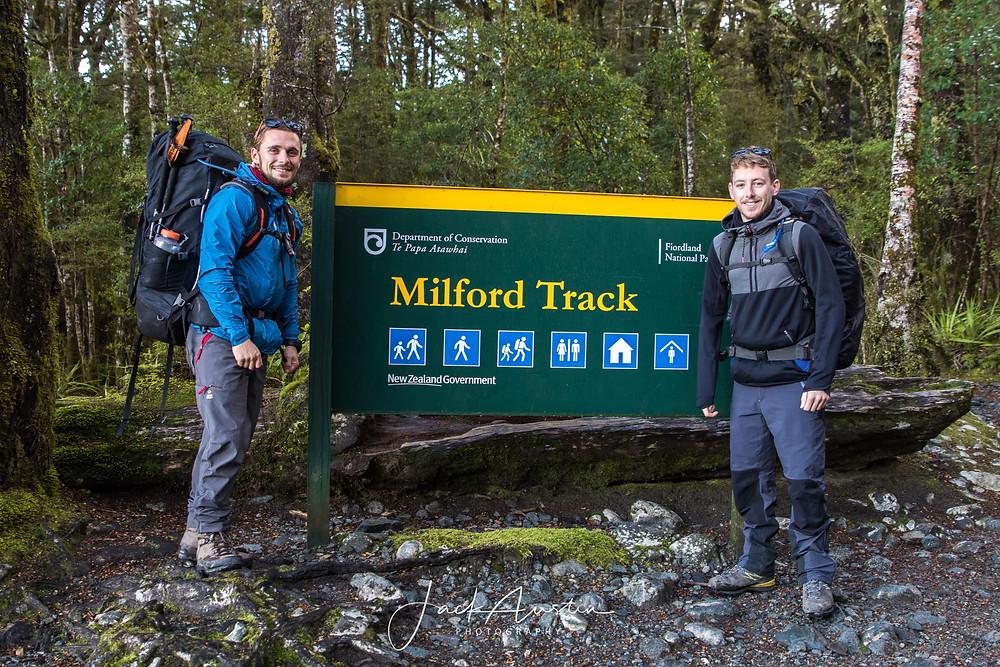 Milford Track - Fiordland, New Zealand