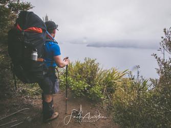 Walking the Great 9 - Lake Waikeremoana