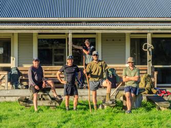 The journey along the Kahurangi Coast