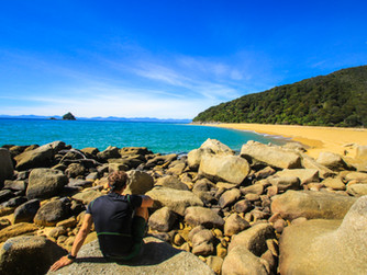 Walking the Great 9: The Abel Tasman Coastal Track