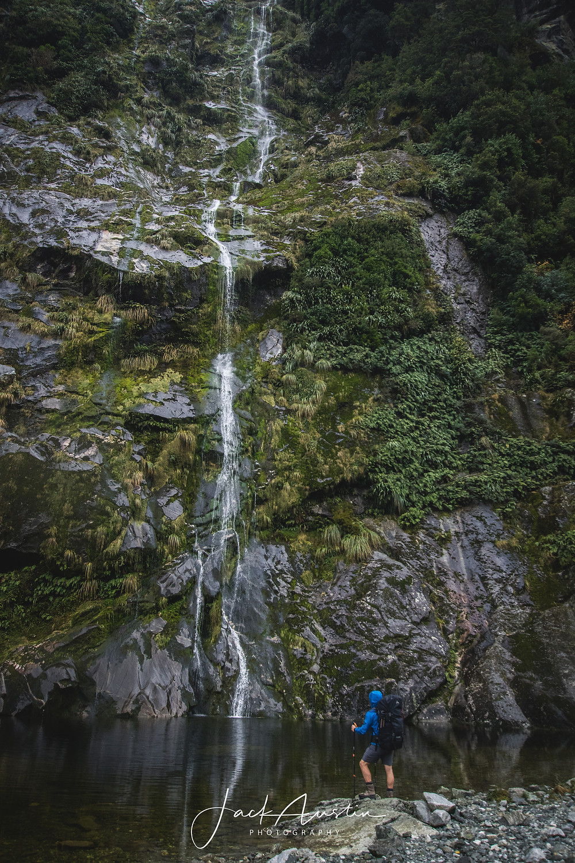 Hidden lake - Fiordland