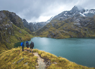 Walking the Great 9 - The Routeburn Track