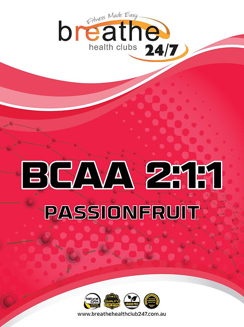 BCAA Passionfruit