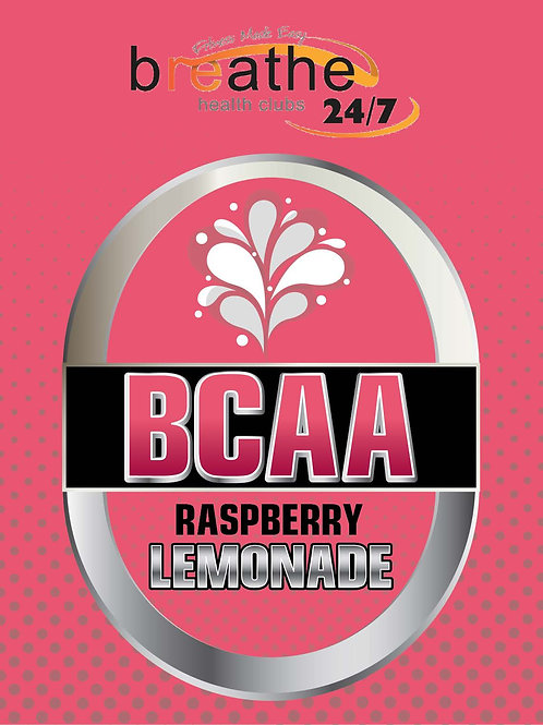 BCAA Raspberry Lemonade