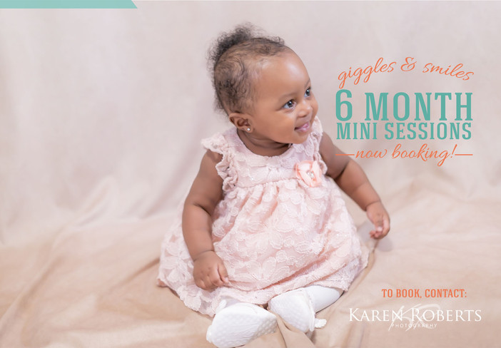 Miss Arella 6 month