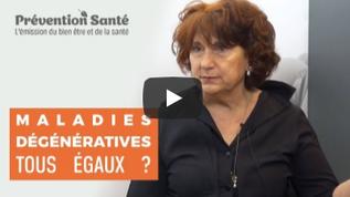Interview Pr Dr Patrizia D'Alessio