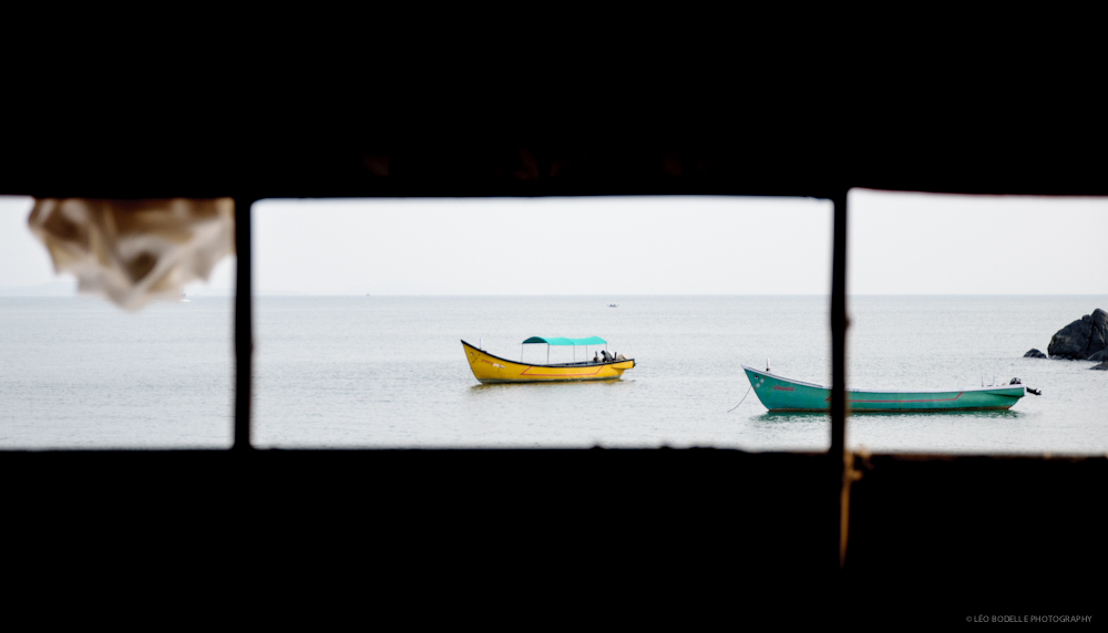 BOATS OF OM BEACH