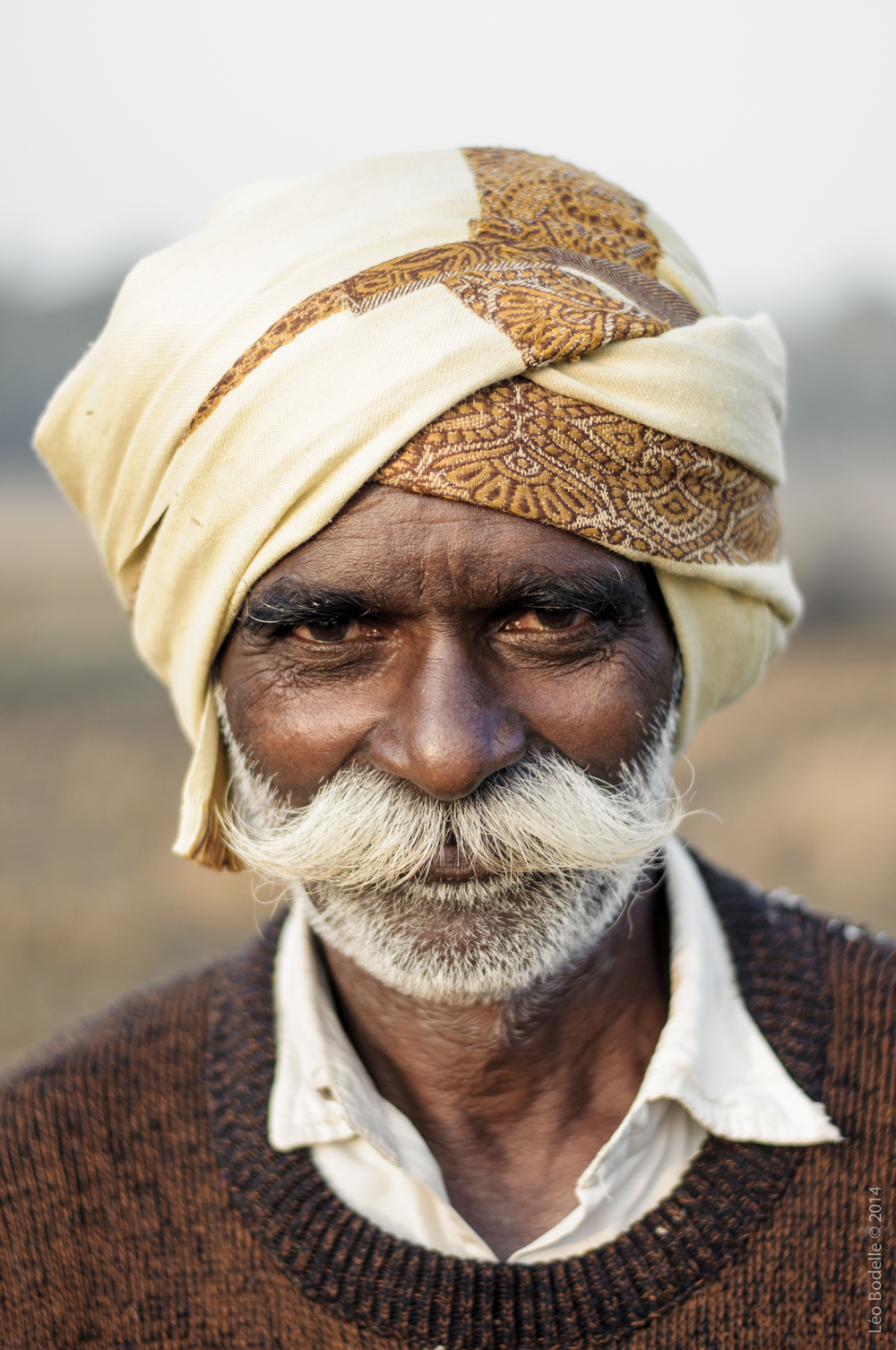 LA MOUSTACHE OF HAMPI