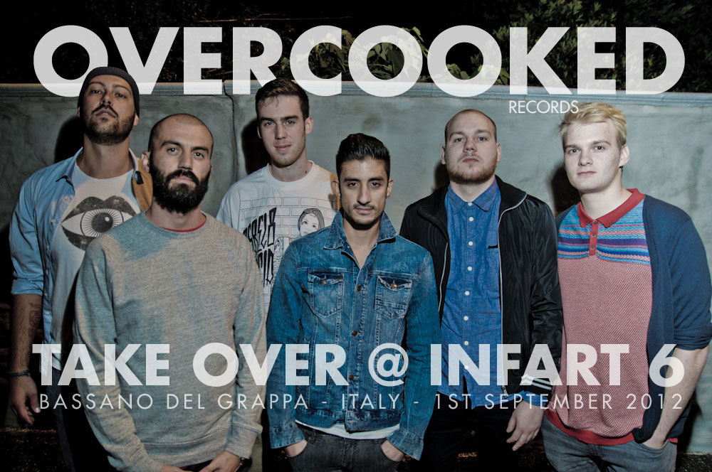 INFART 6 - OVERCOOKED RECORD