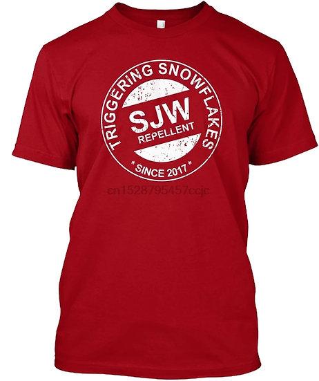 SWJ repellent - t-skjorte
