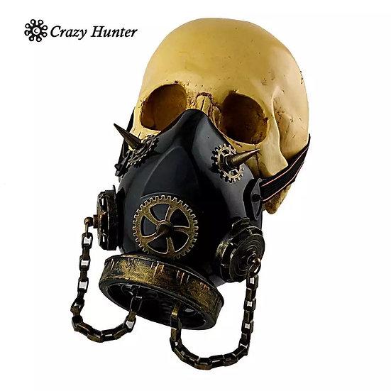 Crazy Hunter steampunk vernemaske
