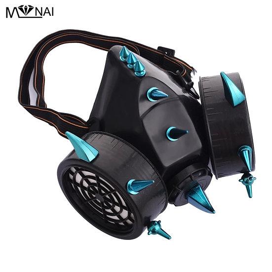 Cyberpunk verne-maske