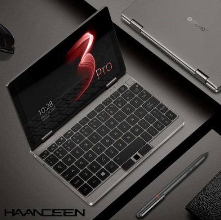 "One Netbook 8.4"" tablet-laptop"