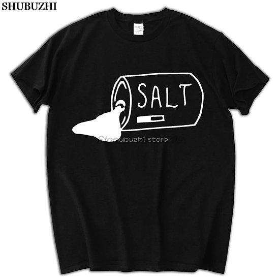 Salt-meme t-skjorte