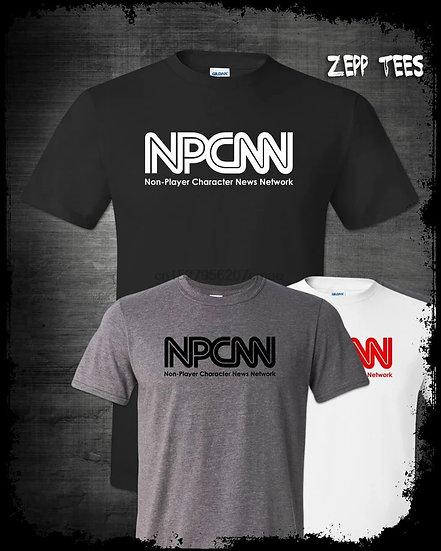 NPCNN - t-skjorte