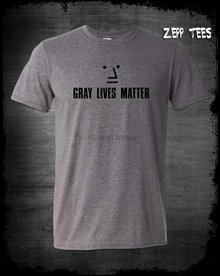 Gray lives matters