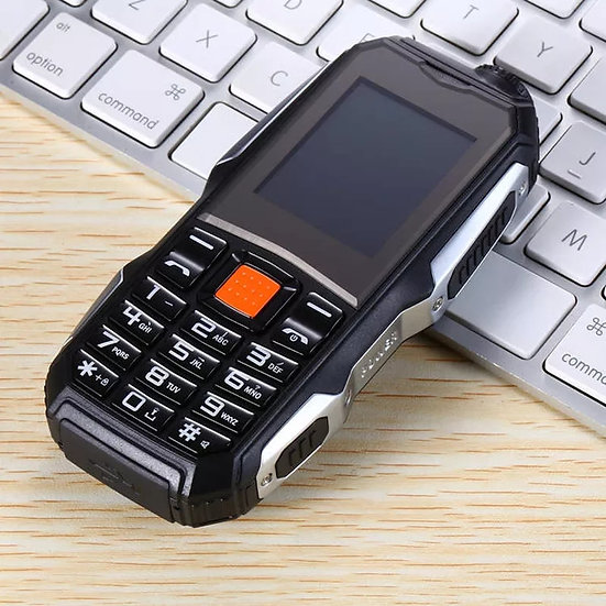 Ecore H-mobile - hardfør tastaturtelefon