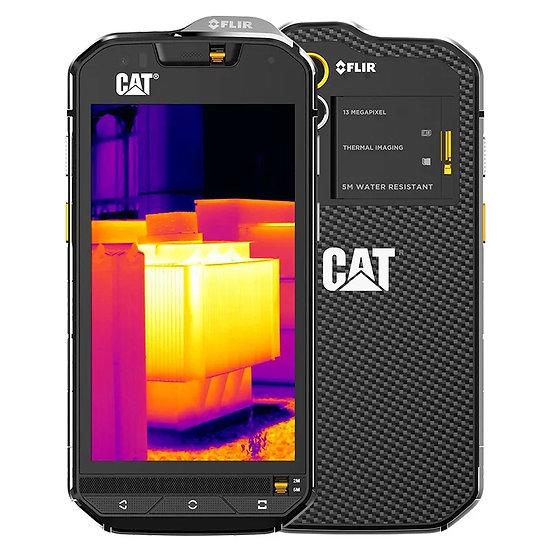 Cat S60 Flir - Revolusjonerende hardfør smarttelefon