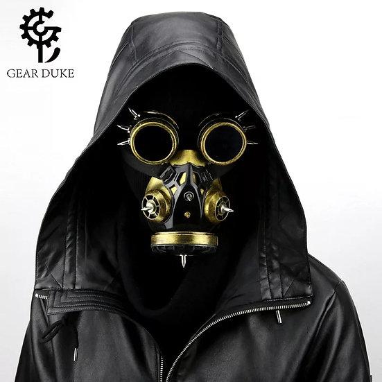 Gear Duke respirator med briller