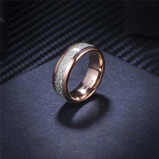 Soul Men Meteorite - ring