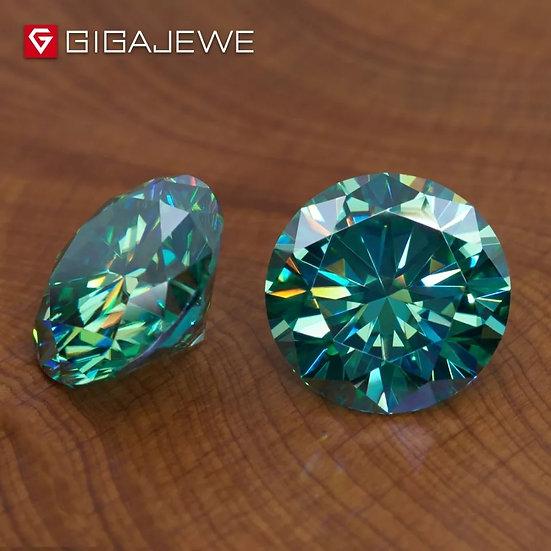Grønne laboratorium-dyrkede diamanter